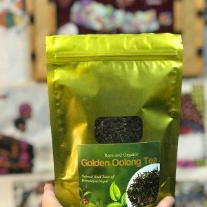 Golden Oolong Organic Tea 1