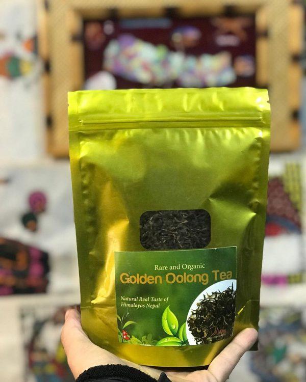 Golden Oolong Organic Tea