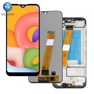 Samsung Galaxy A01 A015 LCD Screen Display and Touch Panel 4