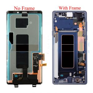 Samsung Galaxy Note 9 LCD Screen Display and Touch Panel 4