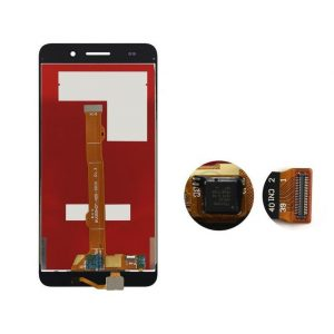 LCD with Touch Screen for Huawei Y6 9