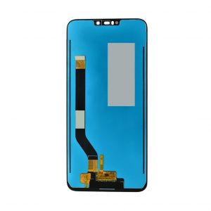 Huawei Honor 8C LCD with Touch Screen – Black (display glass combo folder) 2