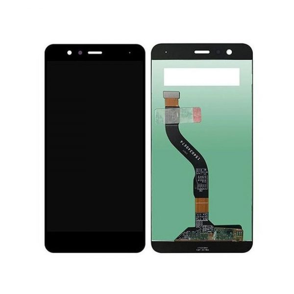 Huawei P10 Lite LCD with Touch Screen- Black (display glass combo folder)