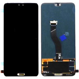 Huawei P20 Pro LCD with Touch Screen – Black (display glass combo folder) 1