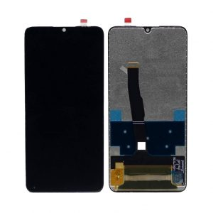 Huawei P30 Lite LCD with Touch Screen – Black (display glass combo folder) 1