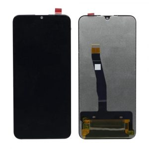Huawei P Smart 2019 LCD with Touch Screen – Black (display glass combo folder) 1