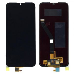 Huawei Y6 2019 LCD with Touch Screen – Black (display glass combo folder) 1