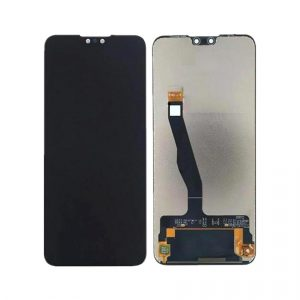 Huawei Y9 2019 LCD with Touch Screen – Black (display glass combo folder) 1
