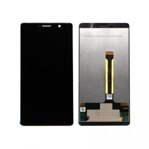 Nokia 7 Plus LCD with Touch Screen
