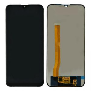 Oppo A1K LCD with Touch Screen - Black (display glass combo folder)