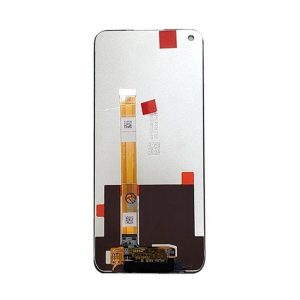 Oppo A53 2020 LCD with Touch Screen – White (display glass combo folder) 3