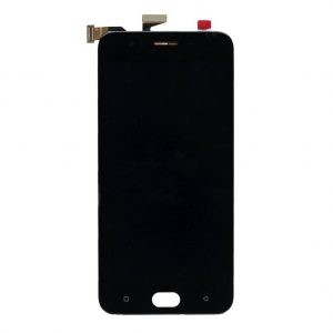 Oppo A57 LCD with Touch Screen - Black (display glass combo folder)