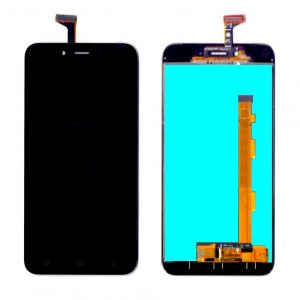 Oppo A71 LCD with Touch Screen - Black (display glass combo folder)