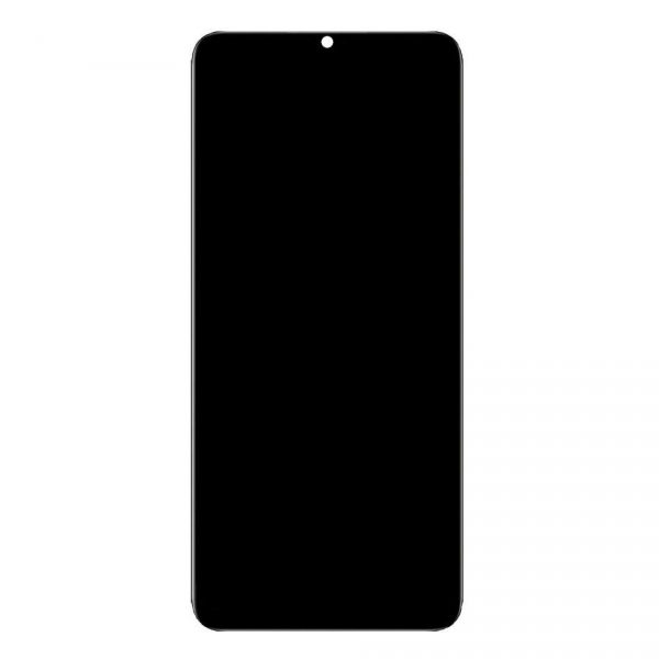 Oppo A9 2020 LCD with Touch Screen - Black (display glass combo folder)