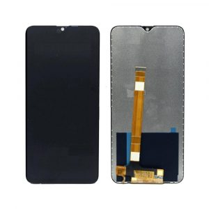 Oppo F11 LCD with Touch Screen – Black (display glass combo folder) 1