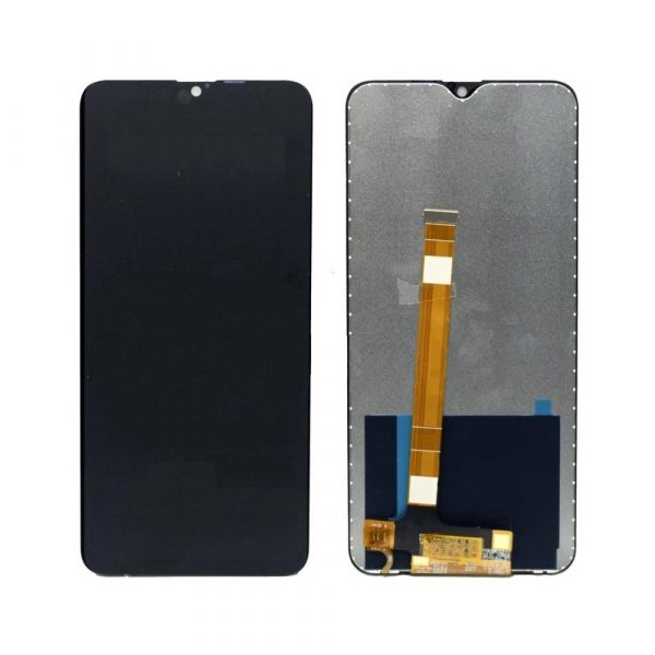 Oppo F11 LCD with Touch Screen - Black (display glass combo folder)
