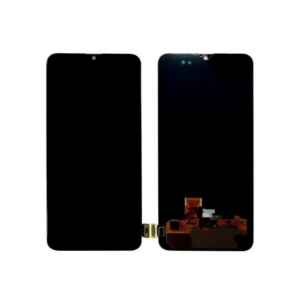 Oppo K1 LCD with Touch Screen - Black (display glass combo folder)