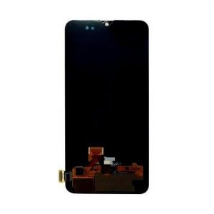 Oppo K1 LCD with Touch Screen – Black (display glass combo folder) 3