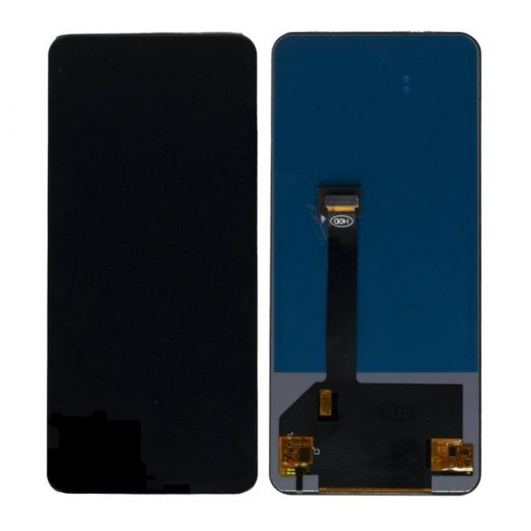 Oppo Reno 2 LCD with Touch Screen - Blue (display glass combo folder)