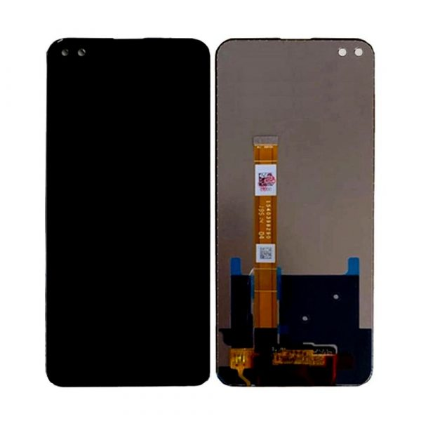 Realme 6 Pro LCD with Touch Screen for - (display glass combo folder)