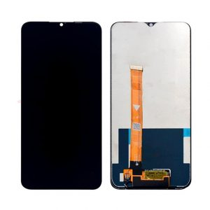 Realme Narzo 10 LCD with Touch Screen for- (display glass combo folder) 1