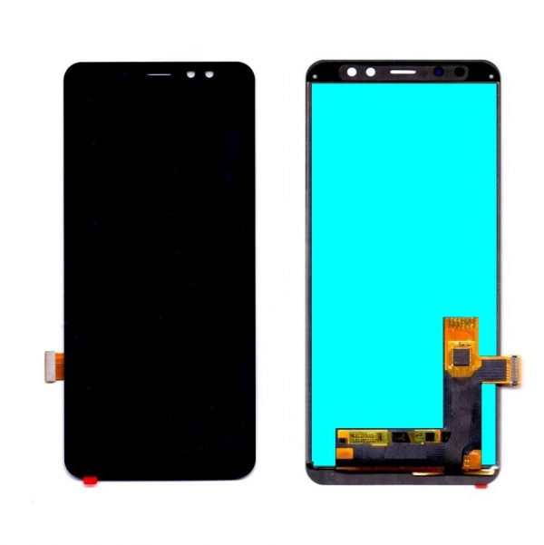 Samsung Galaxy A8 Plus 2018 LCD with Touch Screen