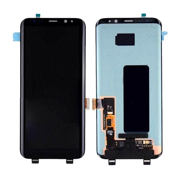 Samsung Galaxy S8 LCD with Touch Screen