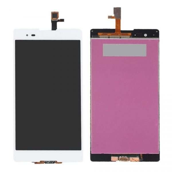Xperia T2 Ultra dual SIM D5322 LCD with Touch Screen Sony