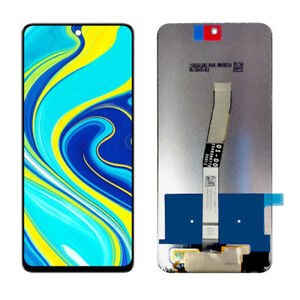 Xiaomi readmi Note 9 Pro LCD panal with touch screen